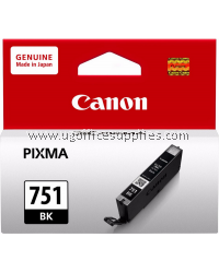 CANON CLI-751BK BLACK ORIGINAL INK CARTRIDGE
