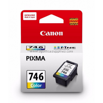 CANON CL-746 COLOR ORIGINAL INK CARTRIDGE