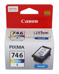 CANON CL-746S COLOR ORIGINAL INK CARTRIDGE