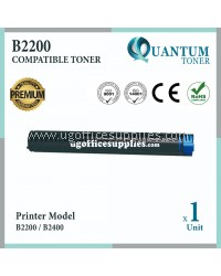 Oki B2200 BK High Quality Compatible Laser Toner Black Cartridge For Okidata B2200 / B2400 Printer Ink