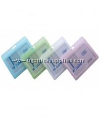 CBE 3312 Flip Design ID Card