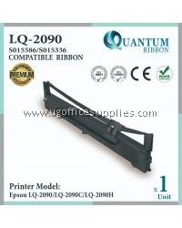 Epson LQ2090 / LQ 2090 / LQ-2090 Compatible Ribbon S015586 / S015336 For Epson LQ-2090 / LQ-2090C / LQ-2090H / FX2190 / FX-2190 Printer Ribbon