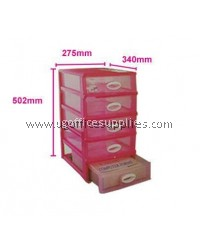 Document Drawer 5 Tier LT955