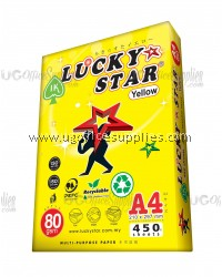 Lucky Star A4 Paper 80GSM (450'S)