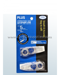 Correction Tape Refill of Whiper Mr 5mm x 6m