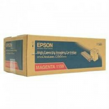 EPSON  S051159 ORIGINAL MAGENTA HIGH CAPACITY CARTRIDGE