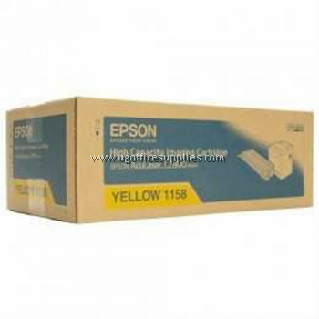 EPSON  S051158 ORIGINAL YELLOW HIGH CAPACITY CARTRIDGE