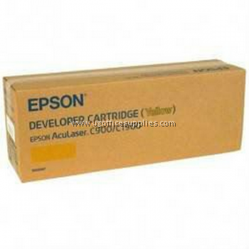EPSON  S050097 ORIGINAL YELLOW TONER CARTRIDGE