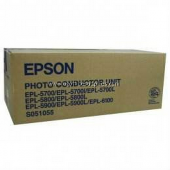 EPSON  S051055 ORIGINAL PHOTO CONDUCTOR