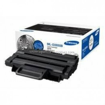SAMSUNG ML-2850 ORIGINAL TONER (ML-D2850B) - COMPATIBLE TO SAMSUNG PRINTER ML-2850D