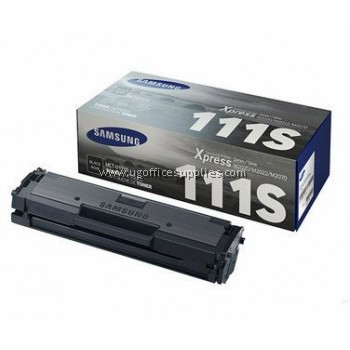 SAMSUNG MLT-D111S ORIGINAL TONER (MLT-D111S) - COMPATIBLE TO SAMSUNG PRINTER Xpress M2022