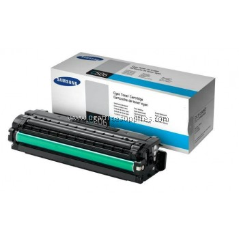 SAMSUNG CLT-C506S ORIGINAL CYAN TONER CARTRIDGE (CLT-C506S) - COMPATIBLE WITH SAMSUNG CLP-680