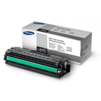 SAMSUNG CLT-K506S ORIGINAL BLACK TONER CARTRIDGE (CLT-K506S) - COMPATIBLE WITH SAMSUNG CLP-680