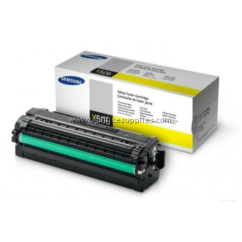 SAMSUNG CLT-Y506L ORIGINAL YELLOW TONER CARTRIDGE (CLT-Y506L) - COMPATIBLE WITH SAMSUNG CLP-680