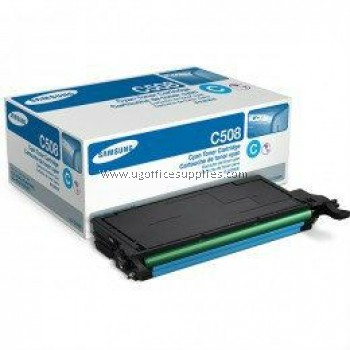 SAMSUNG CLT-C508S ORIGINAL CYAN TONER CARTRIDGE (CLT-C508S) - COMPATIBLE WITH SAMSUNG CLP-620ND