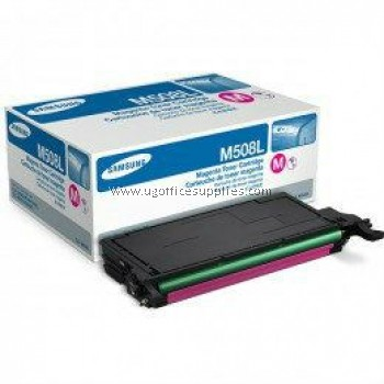 SAMSUNG CLT-M508L ORIGINAL MAGENTA TONER CARTRIDGE (CLT-M508L) - COMPATIBLE WITH SAMSUNG CLP-620ND
