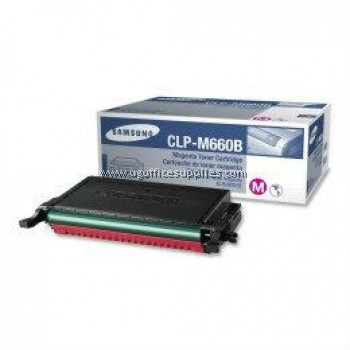 SAMSUNG CLP-M660B ORIGINAL MAGENTA TONER CARTRIDGE (CLP-M660B) - COMPATIBLE WITH SAMSUNG CLP-610