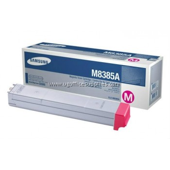 SAMSUNG CLX-M8385A ORIGINAL MAGENTA TONER CARTRIDGE (CLX-M8385A) - COMPATIBLE WITH SAMSUNG CLX-8385N