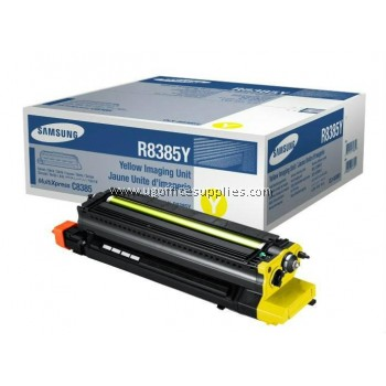 SAMSUNG CLX-R8385Y ORIGINAL YELLOW IMAGING DRUM UNIT (CLX-R8385Y) - COMPATIBLE WITH SAMSUNG CLX-8385ND