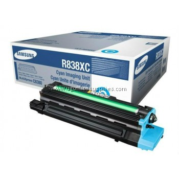 SAMSUNG CLX-R838XC ORIGINAL CYAN IMAGING DRUM UNIT (CLX-R838XC) - COMPATIBLE WITH SAMSUNG CLX-8380ND