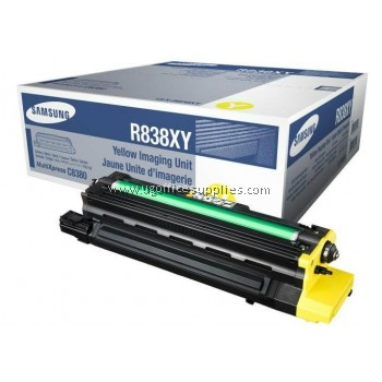 SAMSUNG CLX-R838XY ORIGINAL YELLOW IMAGING DRUM UNIT (CLX-R838XY) - COMPATIBLE WITH SAMSUNG CLX-8380ND