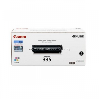 CANON 335 BLACK ORIGINAL TONER CARTRIDGE