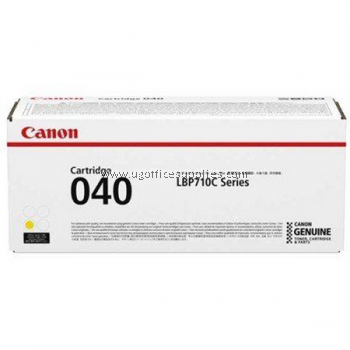 CANON 040 YELLOW ORIGINAL TONER CARTRIDGE