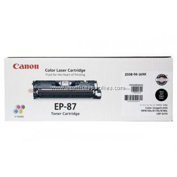 CANON  EP-87 BLACK ORIGINAL DRUM CARTRIDGE