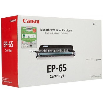 CANON EP-65 ORIGINAL MONOCHROME LASER CARTRIDGE