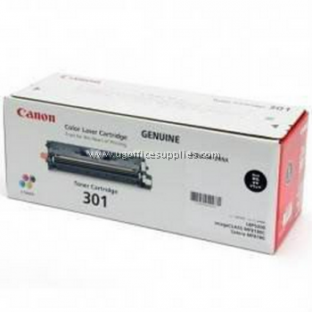 CANON 301 BLACK ORIGINAL TONER CARTRIDGE