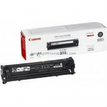 CANON 316 BLACK ORIGINAL TONER CARTRIDGE