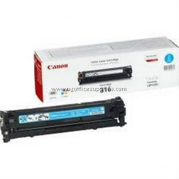 CANON 316 CYAN ORIGINAL TONER CARTRIDGE