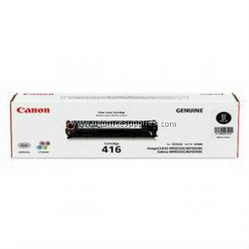 CANON 416 BLACK ORIGINAL TONER CARTRIDGE