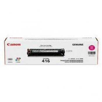 CANON 416 MAGENTA ORIGINAL TONER CARTRIDGE