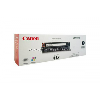 CANON 418 BLACK TP ORIGINAL TONER CARTRIDGE