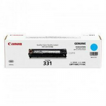 CANON 331 CYAN ORIGINAL TONER CARTRIDGE