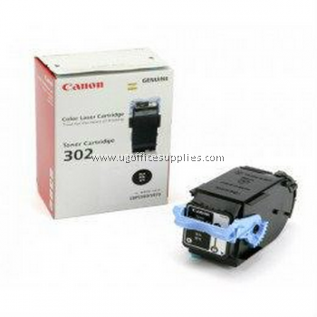 CANON  302 BLACK ORIGINAL TONER CARTRIDGE