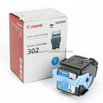 CANON  302 CYAN ORIGINAL TONER CARTRIDGE