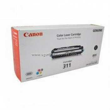 CANON  311 BLACK ORIGINAL TONER CARTRIDGE