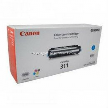 CANON  311 CYAN ORIGINAL TONER CARTRIDGE