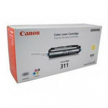 CANON  311 YELLOW ORIGINAL TONER CARTRIDGE