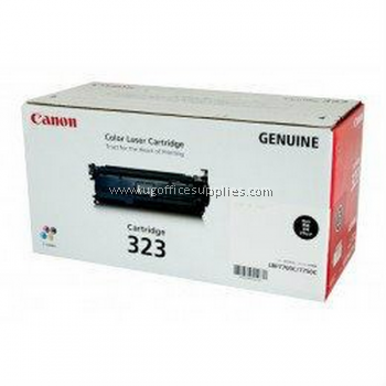CANON 323 BLACK ORIGINAL TONER CARTRIDGE