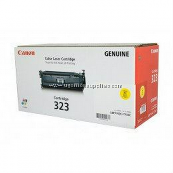 CANON 323 YELLOW ORIGINAL TONER CARTRIDGE
