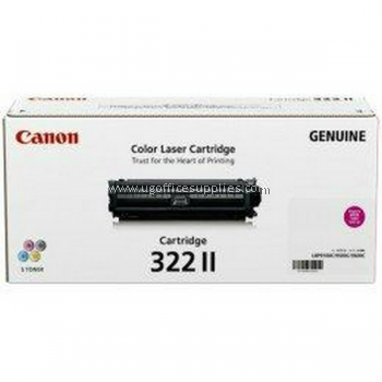 CANON  322 II MAGENTA ORIGINAL TONER CARTRIDGE