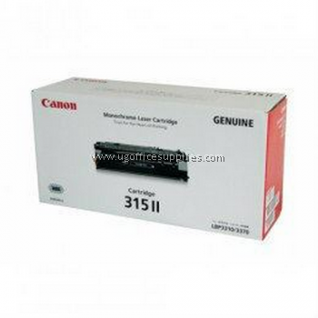 CANON 315 II ORIGINAL TONER CARTRIDGE