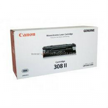 CANON 308 II ORIGINAL TONER CARTRIDGE