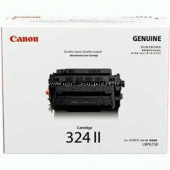 CANON 324 II ORIGINAL TONER CARTRIDGE