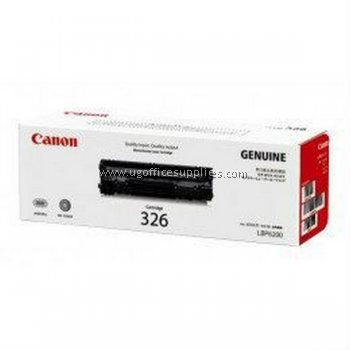 CANON 326 ORIGINAL TONER CARTRIDGE