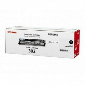 CANON 302 BLACK ORIGINAL DRUM CARTRIDGE