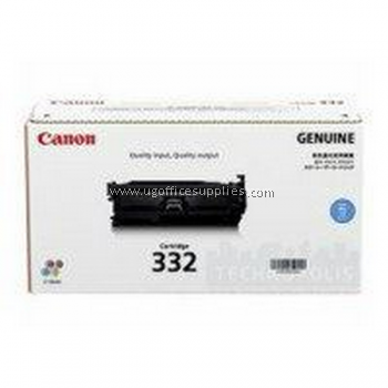 CANON 332 CYAN ORIGINAL TONER CARTRIDGE